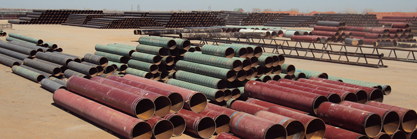 steel surplus pipe
